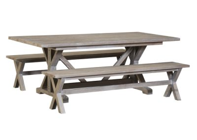 766 Bench Dining by Capris