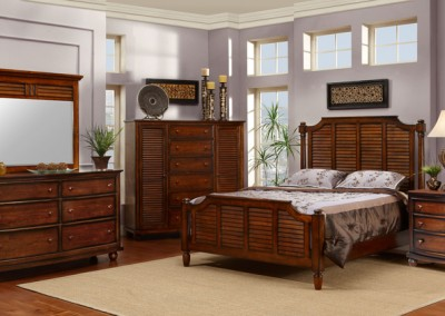 "Nantucket ""Panel Bed"" by Cottage Creek"