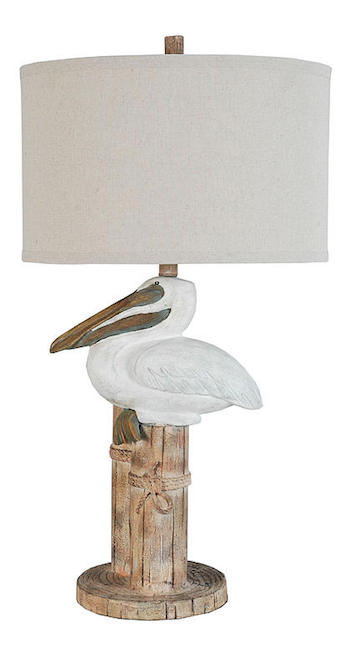 Pelican by Palm Island Lamps