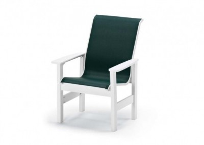 Leeward MGP Sling Arm Chair by Telescope Casual
