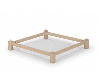 Lift kit for telescope fire table