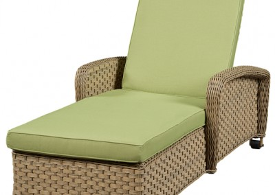 El Dorado Chaise Lounge by BeachCraft