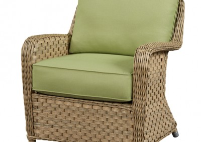 El Dorado Club Chair by BeachCraft