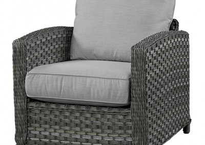Lorca Club Chair by BeachCraft