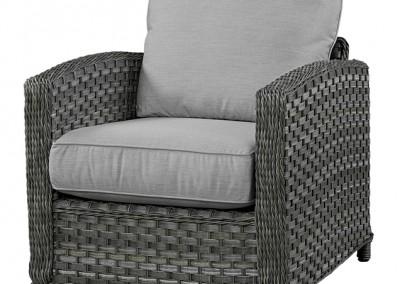Lorca Club Chair by BeachCraft