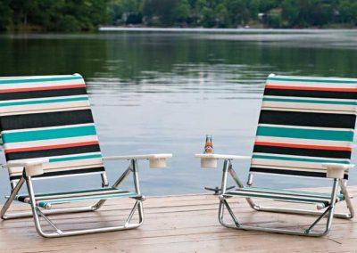 M541 Original Mini-Sun Chaise w/Snow Cupholders