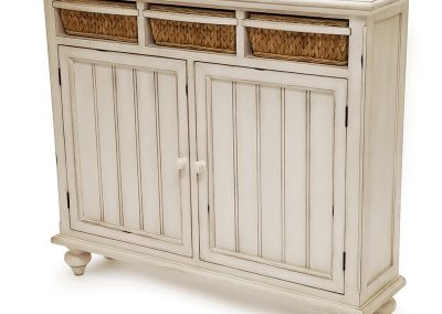 Monaco Entry Cabinet by SeaWinds Trading