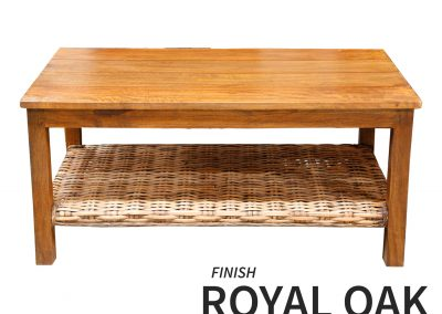 CT752 Coffee Table Royal Oak by Capris