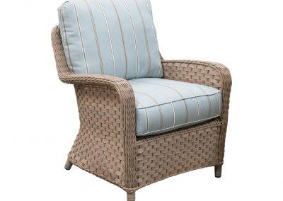 El Dorado Club Chair by BeachCraft