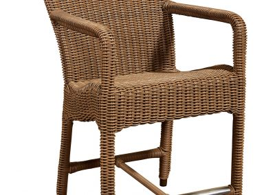 El Dorado Counter Chair by BeachCraft