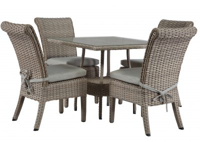Sanibel Square Side Chair Dining by BeachCraft