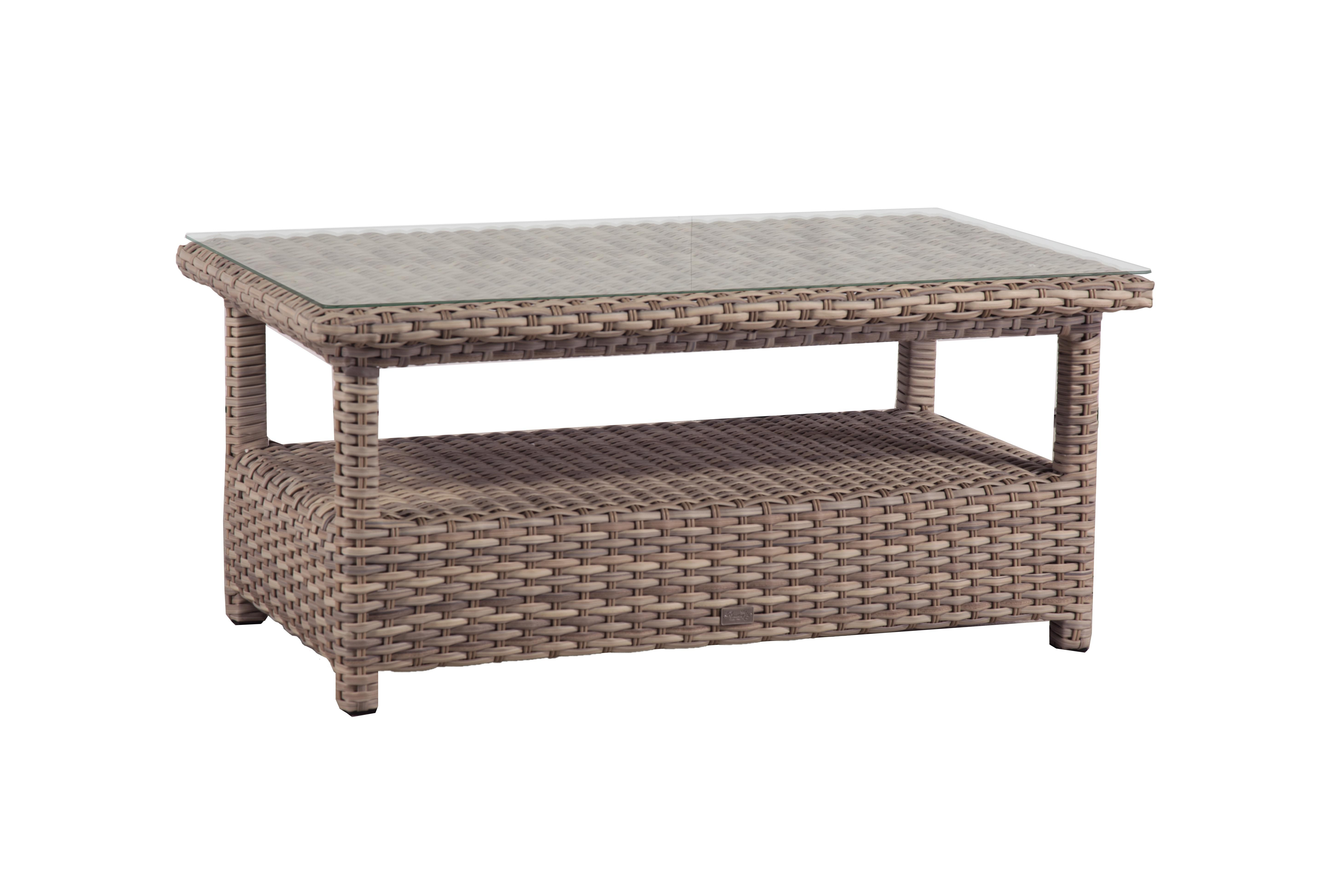 Outdoor Wicker Occasional Tables and Such