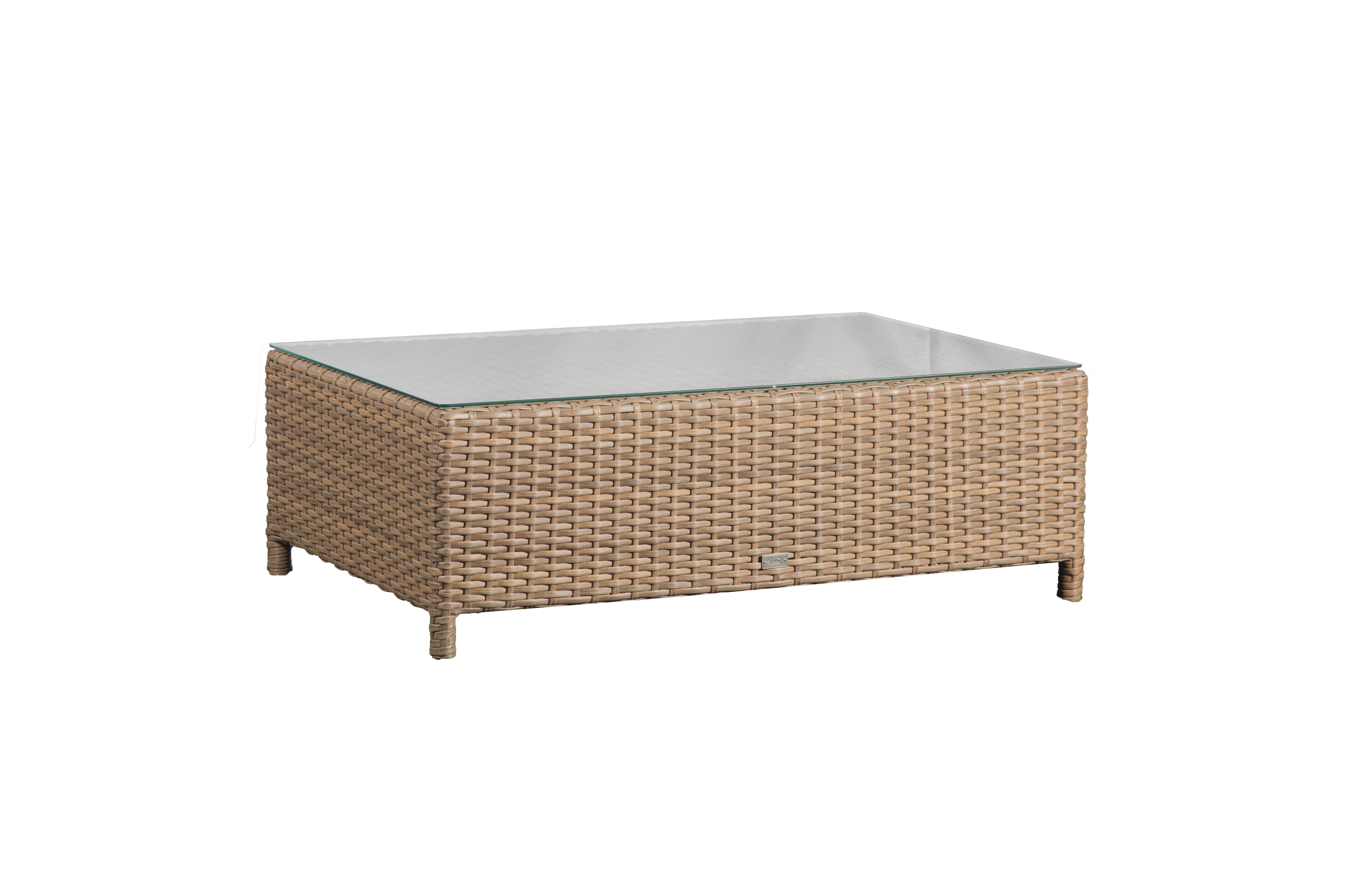Outdoor wicker occasional tables and such redbarn furniture for Beach craft rattan furniture