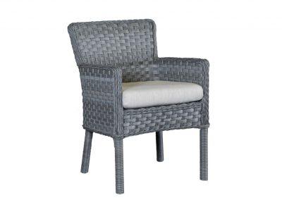 Lorca Dinng Arm Chair by BeachCraft