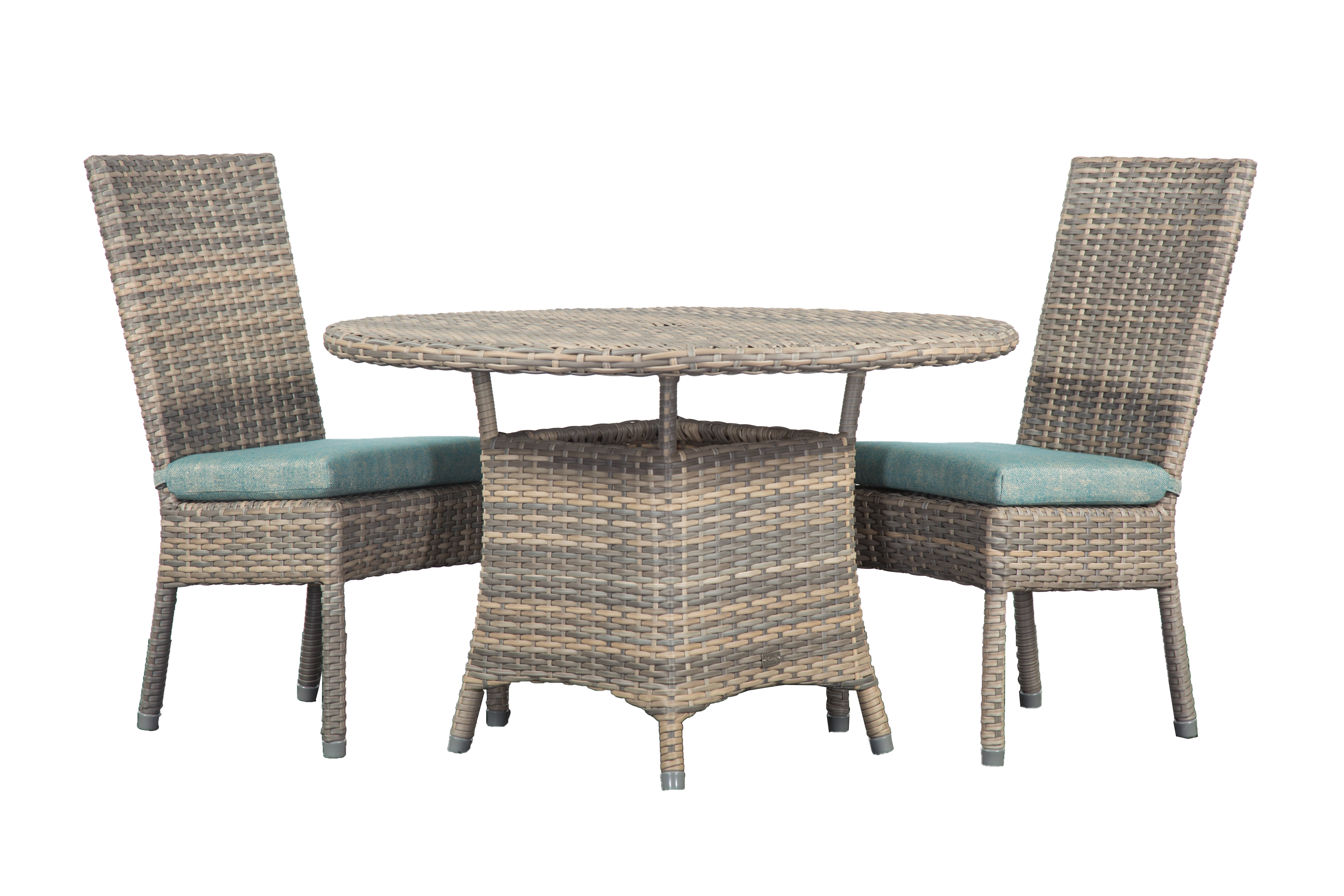 Outdoor wicker dining and barstools redbarn furniture for Beach craft rattan furniture