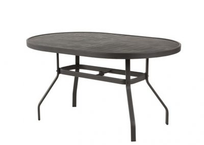 KD3654-18NAU  Napa Punched Aluminum Table by Windward Design Group