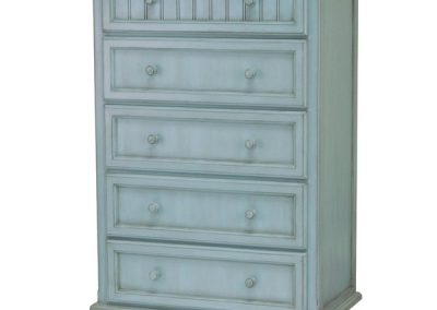 Monaco 5-Drawer Chest by SeaWinds Trading