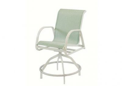 W1538 Ocean Breeze Swivel Balcony Chair by Windward Design Group