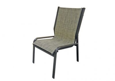 W1554BT Ocean Breeze Armless Dining Chair by Windward Design Group