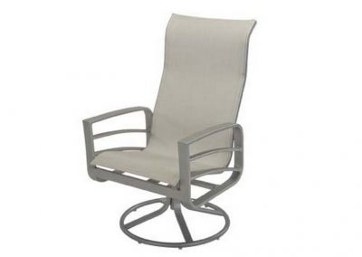 W1635HB Skyway High Back Dining Arm Chair