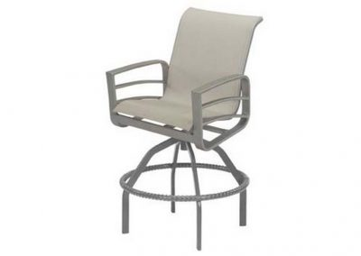 W1637 Skyway Swivel Bar Chair by Windward Design Group