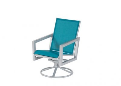 W6335 Madrid Dining Swivel Rocker by Windward Design Group