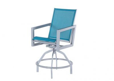 W6338 Madrid Swivel Balcony Chair by Windward Design Group