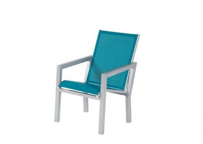 W6350  Madrid Dining Arm Chair by Windward Design Group