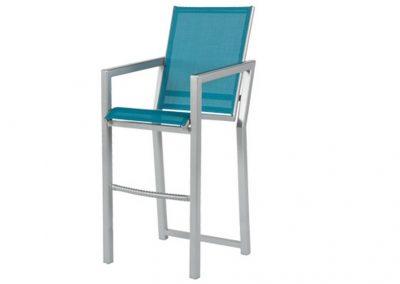 W6375 Madrid Bar Chair by Windward Design Group