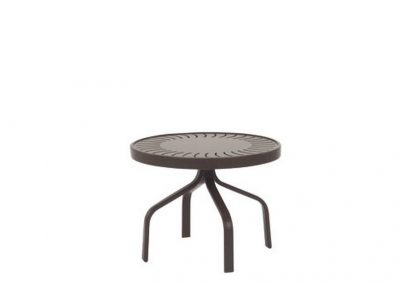 WT2418SB Sunburst tea table