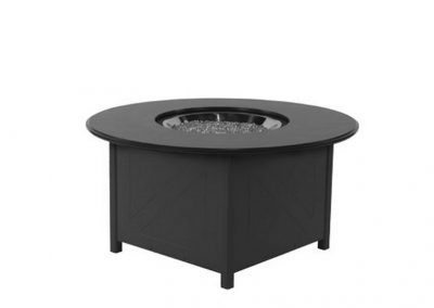 "WTFP42-ALMGP 42"" Round Firepit by Windward Design Group"