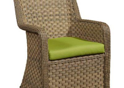 El Dorado Dining Arm Chair by BeachCraft