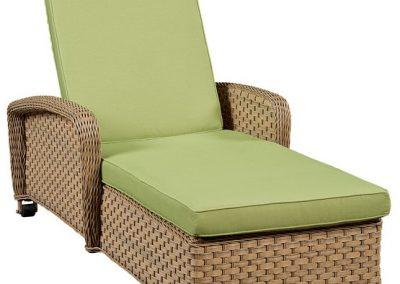 El Dorado Chaise Lounge by BeachCraft
