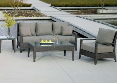 New Miami Lakes Seating by Ratana