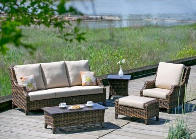 Whidbey Island Seating by Ratana