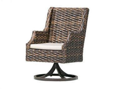 Whidbey Island Dining Swivel Rocker by Ratana