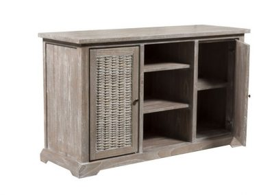 PS766 Media Cabinet by Capris