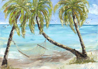 Seaside Retreat by Mallo Bisset