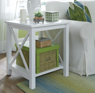 Hampton End Table by John Thomas