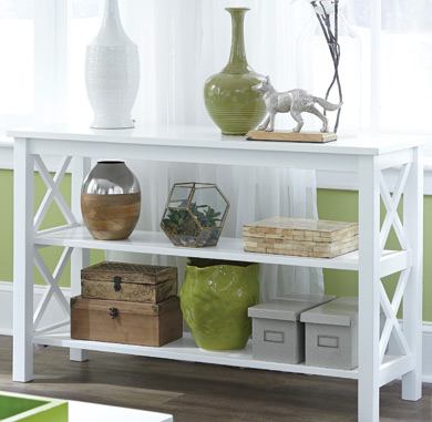 Hampton Sofa Table by John Thomas