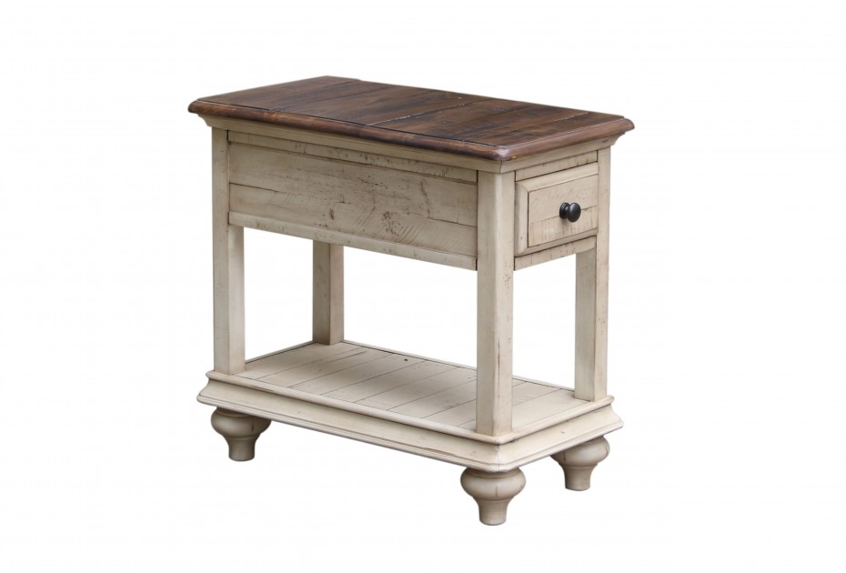 Brockton Chairside Table By Cottage Creek
