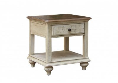 Brockton End Table by Cottage Creek