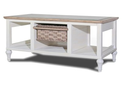 Island Breeze Coffee Table by Sea Winds Trading