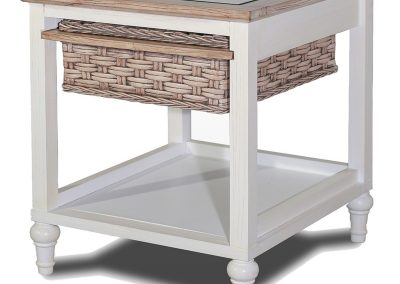 Island Breeze End Table by Sea winds Trading