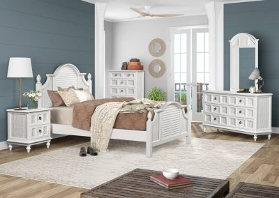 Key West Bedroom by Sea Winds Trading