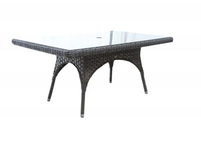 DT9852 Lorca Rectangle Dining Table by BeachCraft