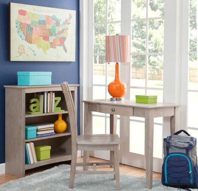 Student Desk by John Thomas