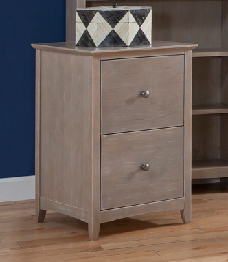 File Cabinet OF09-52 Weathered Grey by John Thomas
