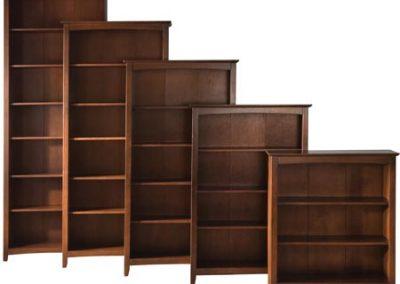 Shaker Bookcases by John Thomas