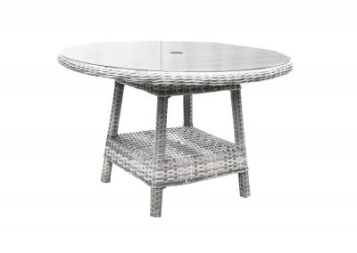 TB9844 South Beach Round Dining Table by BeachCraft